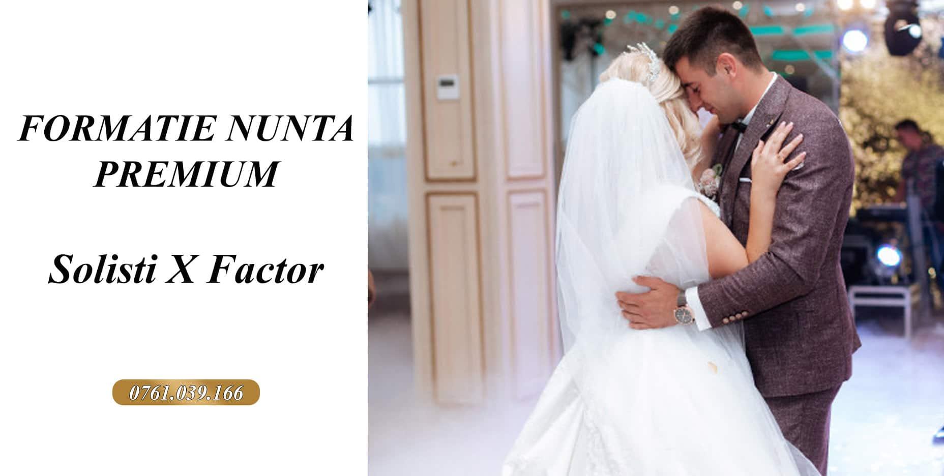 formatie nunta pret